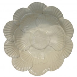Queen Anne Chic serving dish – anemone